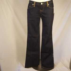 NEW AUTHENTIC MEN/'S CROWN HOLDER GREY JEANS
